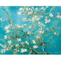 Бадемово дърво Винсент Ван Гог
