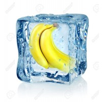 RZ 303023 Диамантен гоблен -  Банани и лед